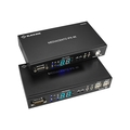 HDMI-over-IP Extender MediaCento™ IPX 4K, USB Audio Serial IR