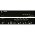 Conmutador KVM seguro, NIAP 3.0, 4K HDMI - Una Pantalla