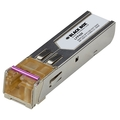 SFP - 1250-Mbps, Extended Diagnostics, Simplex, SSF Single-Mode Fibre, 10-km, LC