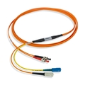 Fibre Optic Mode-Conditioning Patch Cables