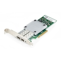 10-GbE PCI-E Network Adapter (NIC) - (2) SFP+ Ports